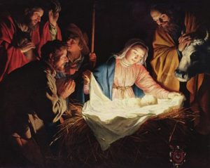evangelical Christmas message